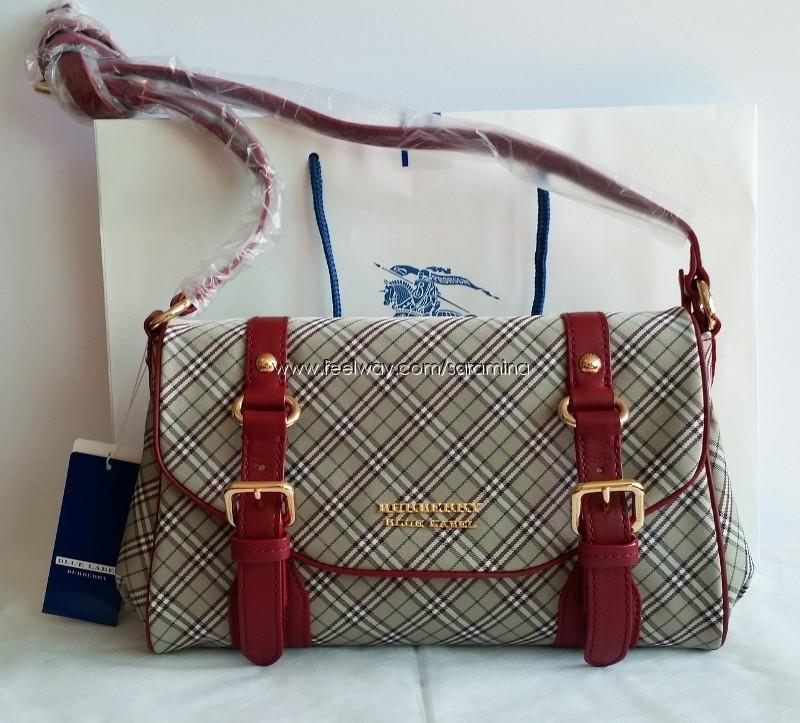 Женские сумки Burberry Барбери - купить в интернет